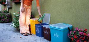 Raccolta differenziata a Roma: dal porta a porta alla divisione dei rifiuti
