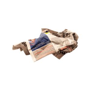 Riciclo Creativo Carta Giornali
